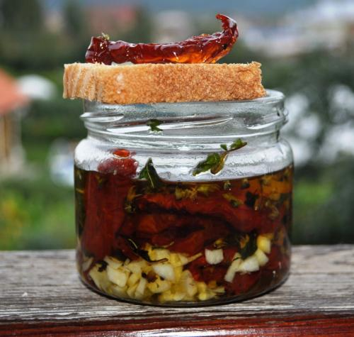Сорта помидор для вяления и сушки. Вяленые томаты - дорогое удовольствие, которые мы можем себе доставить.