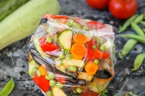 Овощное рагу на зиму заморозка. Заморозка на зиму для овощного рагу
